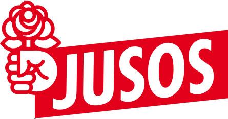 Logo: Jusos Delmenhorst